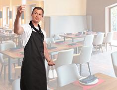 Hotell/restaurant