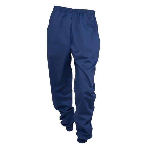 Bukse sidelommer 812 - Mørk blå