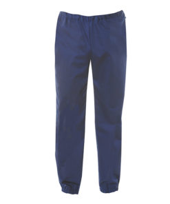 Bukse baklomme 822 sateng - Mørk blå