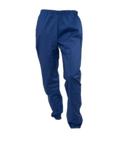 Bukse baklomme 822 - Mørk blå