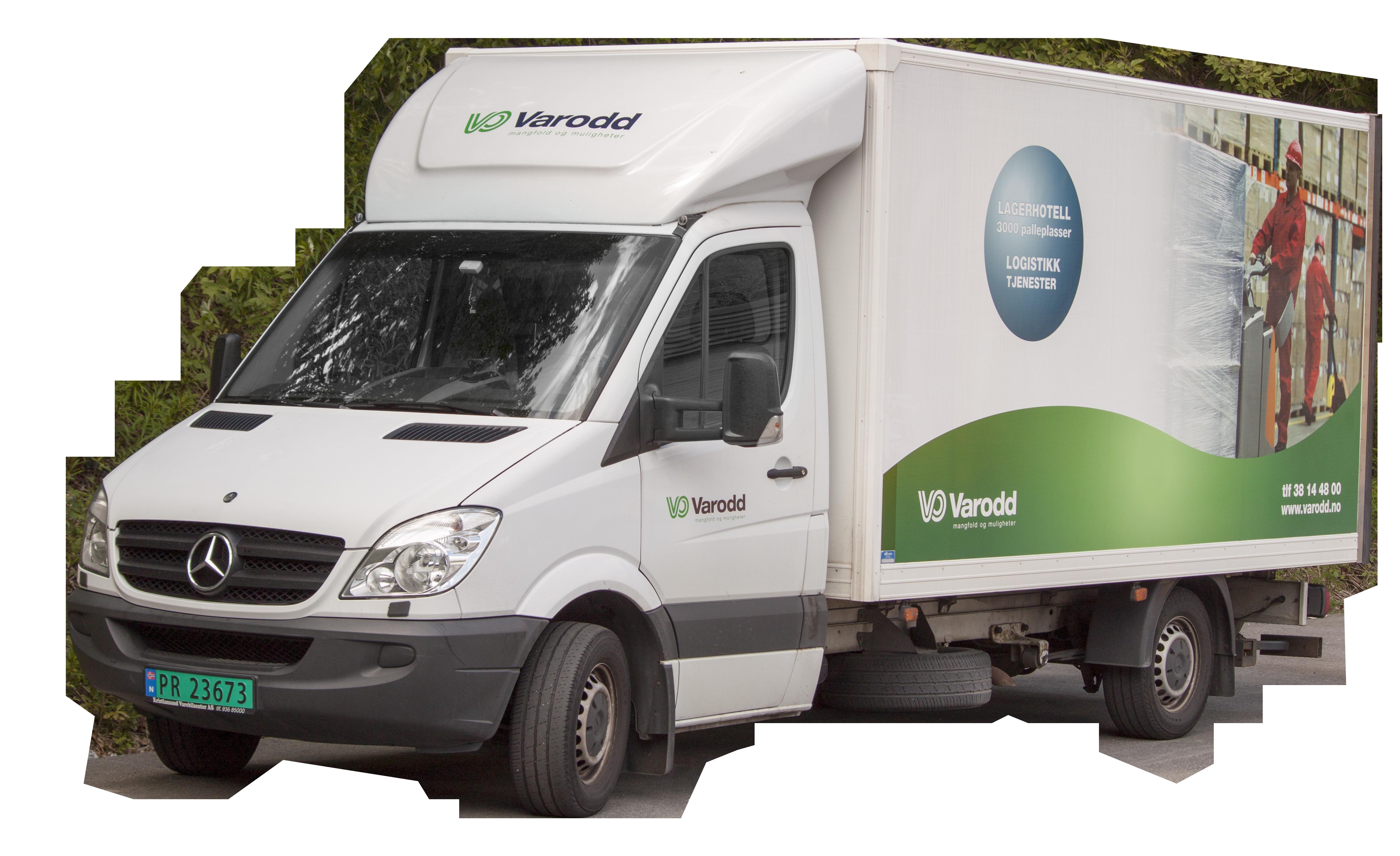 Varodd Lager & logistikk utfører transportoppdrag i Kristiansand og omegn.